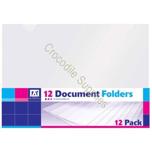 Art Craft Card Making Storage Folders Envelopes Wallets Pockets MULTI CHOICE