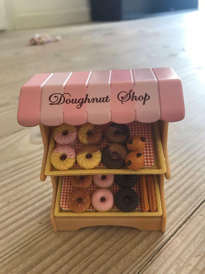 Sylvanian, Doughnut og bager shop, Sylvanian