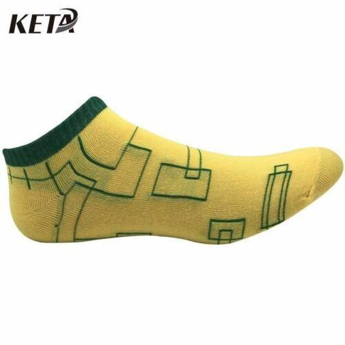 Gli Uomini Cotone Moda KETA Calzini Maschile Primavera Estate Colorati Low Cut Calzini Alla Caviglia Me