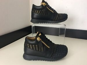giuseppe zanotti runner jnr rrp 360 trainers sneakers size 26 uk rh ebay co uk