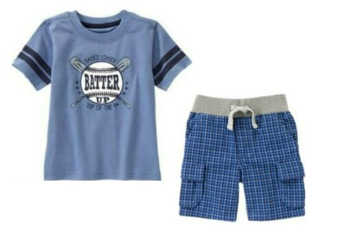 2T NWT Gymboree Sunny Sports Outfits  U-Pick Sizes: 18-24 mos 3T 4T