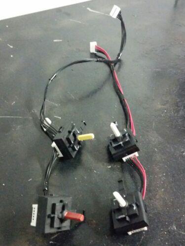 WHIRLPOOL MACHINE SELECTOR SWITCH WPW10285517 W10285517 W10285518 ...