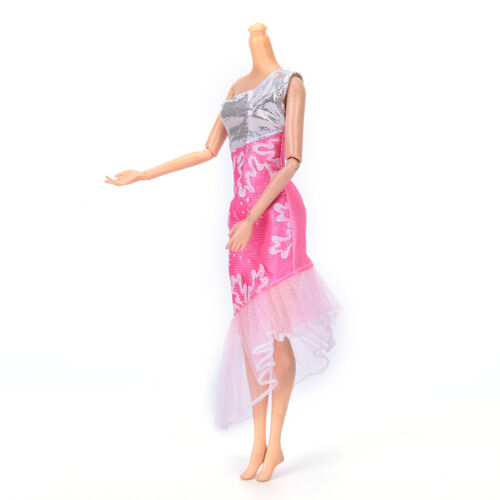 "Fashion Beautiful Handmade Party Clothes Dress for 9/""  Doll Mini SP2"