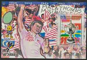 256M-MALAYSIA-2000-BADMINTON-THOMAS-UBER-CUP-MS-FRESH-MNH