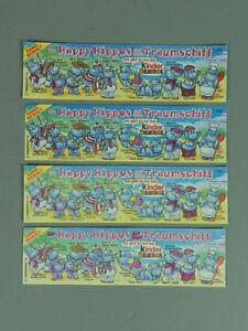 Hpf-Bpz - Happy Hippo Bateau de Rêve - Tous 4 Variantes ! (100% D'Origine ) Io62dwBX-09172900-515466778