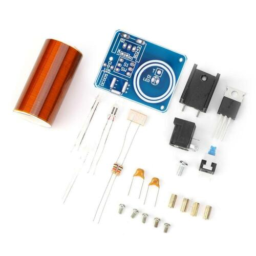 9~12V Mini Tesla Coil Kit Tesla Transmission Electronic DIY Kit High Efficiency