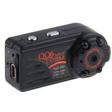 QQ6 Full HD versteckte Mini DV Spy Kamera Spycam Spion Drohne 1080p bis 32GB A9