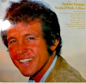 BOBBY-VINTON-sealed-with-a-kiss-LP33T-1972-RARE-VG