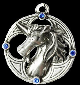 Celtic-Sorcery-Pendant-Plantaganet-Unicorn