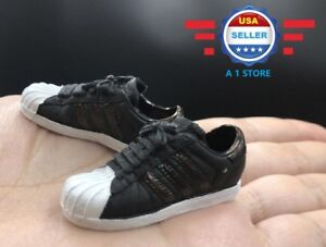 CUSTOM 1//6 sacle Sneakers Shoes D HOLLOW for 12/'/' MALE Action Figure Doll