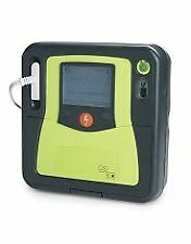 Zoll Aed Pro With Semi Auto New Free Shipping