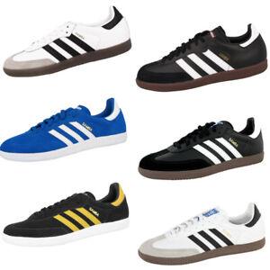 Adidas Samba Originals Schuhe Herren Klassiker Freizeit Fussball Sneaker Indoor
