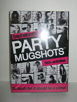 Bachelorette Party Mugshots Game 100 Activity Cards