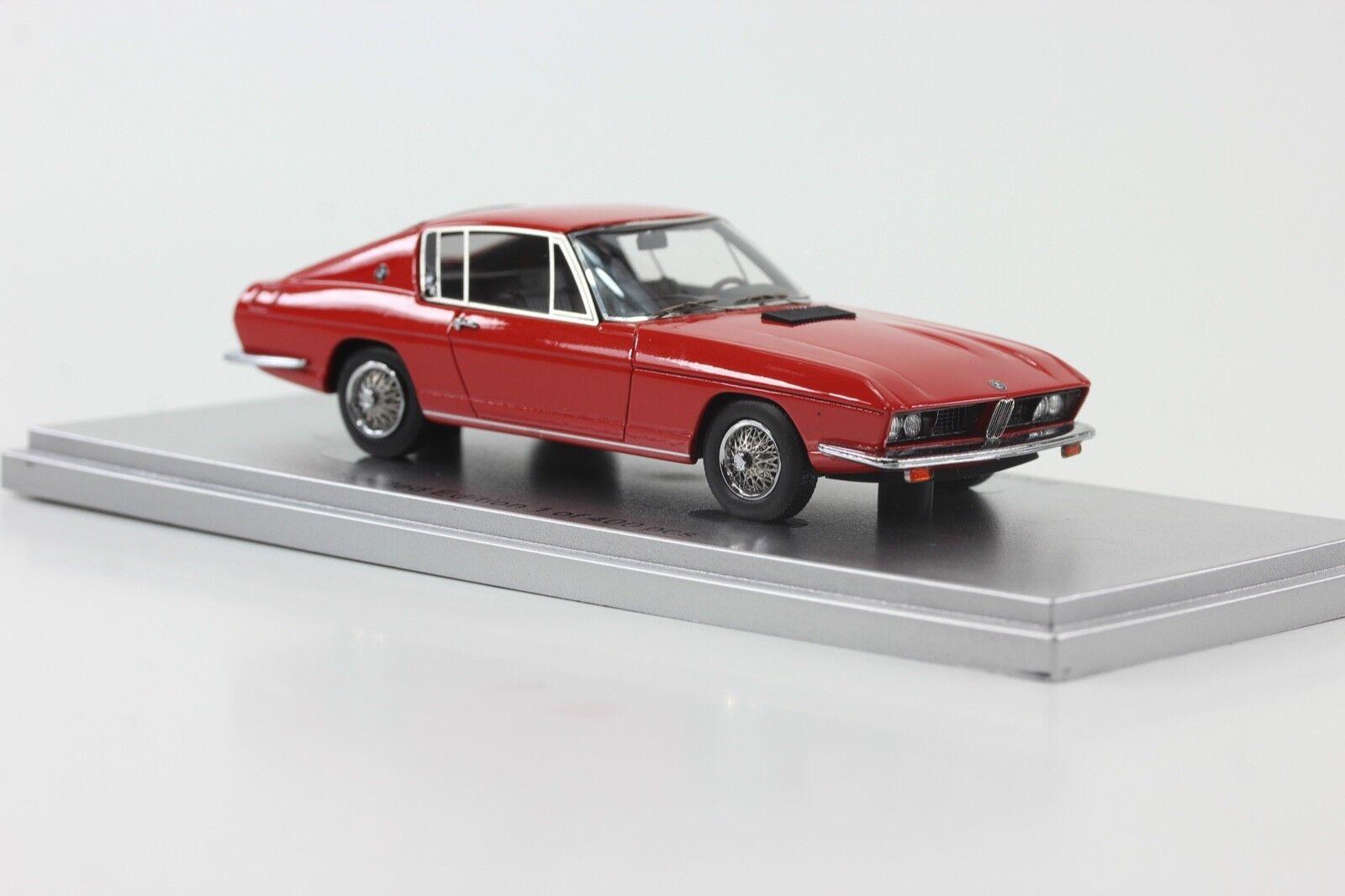 Bmw 2000 ti coupé frua 1968 1 43 kess 43035000 verrotten