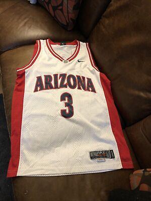 Nike Elite Arizona Wildcats #3 Basketball Jersey - Men's Large   eBay