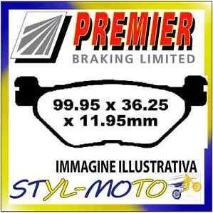 PASTIGLIE-FRENI-POSTERIORI-ORGANICHE-PREMIER-YAMAHA-XP-530-T-MAX-2012