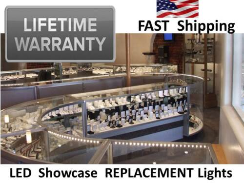 Jewelry store Case LED light NATURAL WHITE 4 ft Showcase Replacement LED