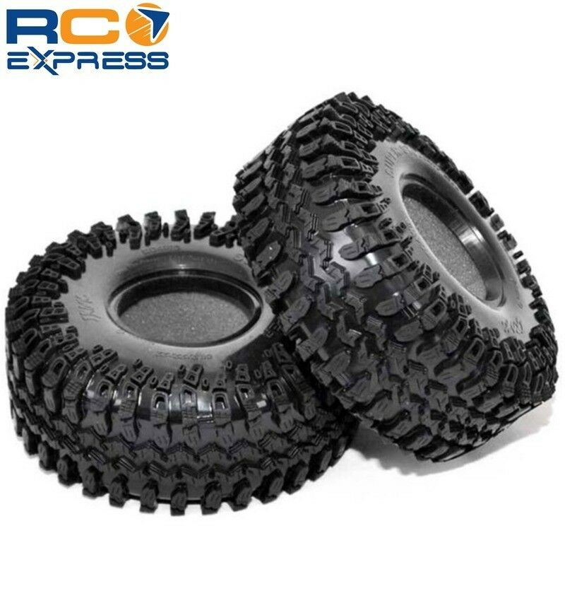 RC 4WD Interco Irok 2.2 Super Swamper Scale Tires (2) RC4ZT0079
