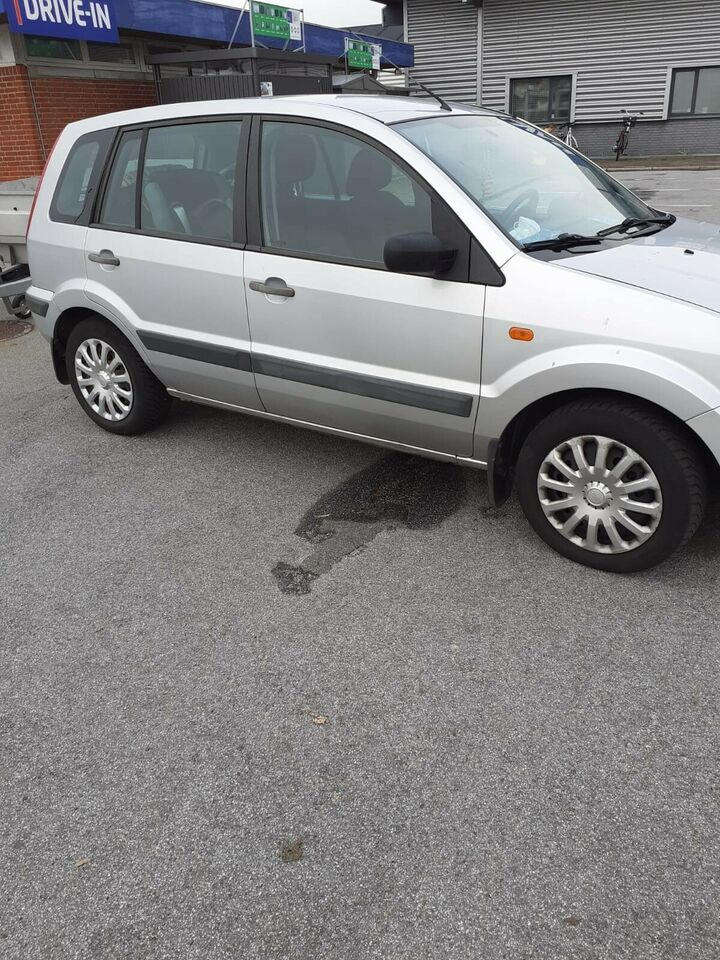Ford Fusion, 1,6 TDCi Ambiente, Diesel