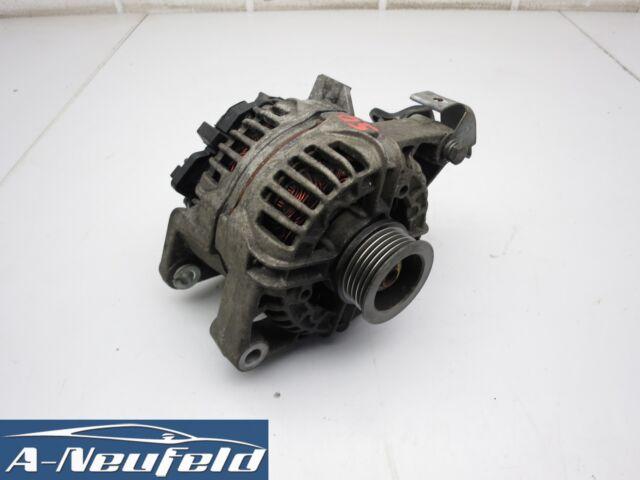 (50) Opel Astra G Lichtmaschine Generator Bosch 1910124415002 90561971