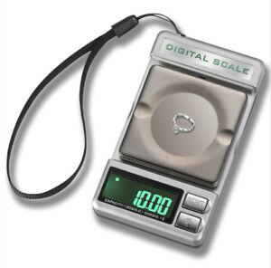 Dual-Kapazitaet-LCD-Mini-Digital-Waage-Tasche-Schmuck-Feinwaage-Juwelierwaag-Gold