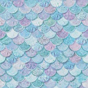 Mermazing-Sirene-Balances-Paillette-Papier-Peint-arthouse-698305-Glace-Bleu