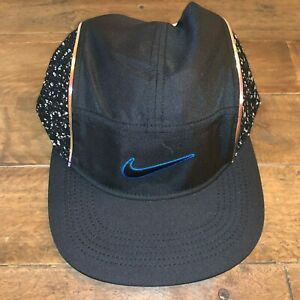 8a8df4d0 Supreme Nike Boucle Running Hat Black BLACK S/S19 ONE SIZE | eBay
