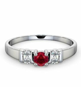 Anillo-Solitario-Rubi-y-Diamante-Oro-Blanco-Compromiso-Tamano-F-Z-Tasacion