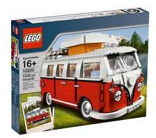 Lego Creator VW T1 Camper Van 10220 Expert Construction Play Set New Collectable