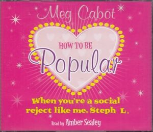 How-to-be-Popular-When-You-039-re-A-Social-Reject-Meg-Cabot-3CD-Audio-Book-FASTPOST