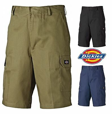 Mens Dickies Redhawk Heavy Duty Professional Workwear Durable Smart Cargo Shorts