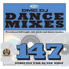 DMC Dance Mixes Issue 147 Music DJ CD Club Tracks & Dance Remixes