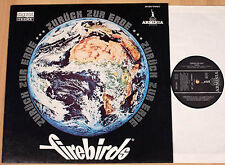 FIREBIRDS - Zurück zur Erde  (ARMINIA 1982 / SHOW-BAND / LP vg++/m-)
