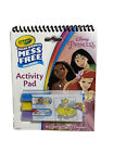 Color Wonder Mess Free Activity Pad With 3 Markers New W12 Disney Princess