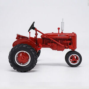 Details about Diecast 1/16 ERTL-Farmall B Red Tractor Model car Toy Collect  Home Decor Gift
