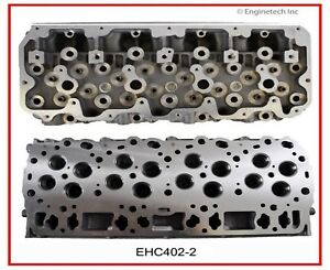 De S About New Bare Cylinder Head Fits 04 07 Chevrolet Gmc 6 6l Lly Lbz Duramax Sel