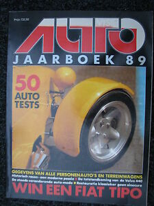 Auto-Visie-Jaarboek-89-1989