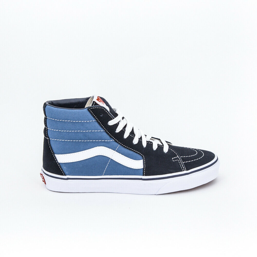 VANS SK8-HI azul azul azul n.41 100% ORIGINALI NUOVE db3f7d