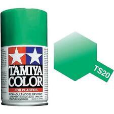 Tamiya TS-20 METALLIC GREEN Spray Paint Can 3 oz 100ml 85020 Naperville