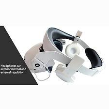 Para Lentes Quest 2 VR Gafas correa principal ajustable Vincha Y Auriculares Audífonos