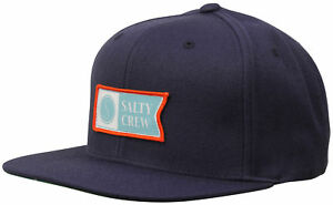 773fe99bcaf Image is loading Salty-Crew-Alpha-Stamped-Hat-Navy-New