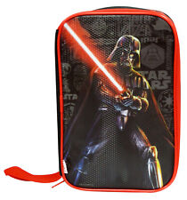 Star Wars Darth Vader and Stormtrooper Shadow School Lunch Bag Black
