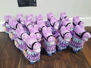 JOB LOT RESALE PARTY BAG GIFT x18 Fortnite Plush Loot Llama Toy...