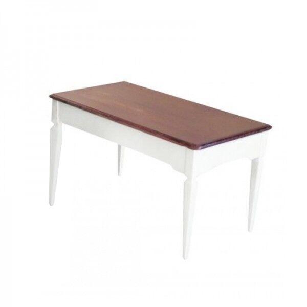 Tavolino In Legno Da Salotto Con Piedi A Spillo Ebay