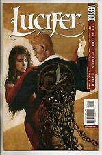 DC Vertigo Comics Lucifer #29 October 2002 NM