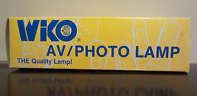 Diplomatisch Wiko Cwa-5 125v 750w Av/photo Projection Lamp Bulbs New In Box Projectors Film