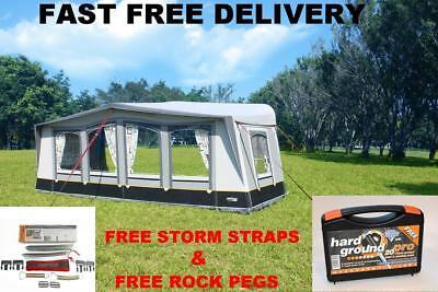 Size 15 Camptech Atlantis Dl All Season Caravan Awning