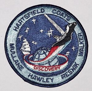 Aufnäher Patch Raumfahrt ISS Mission Expedition 22 ..............A3224
