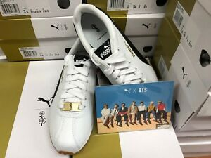Details about PUMA X BTS TURIN Shoes + Photo Card, Official Products BANGTAN BOYS KPOP GOODS