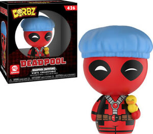 Marvel-Bathtime-Deadpool-Alliance-Exclusive-Funko-Dorbz-Toy-New